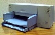 Принтер струйный HP DJ 710s