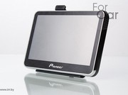 GPS навигатор Pioneer PA 420. 4.3 дюйма. Свежие карты. Гарантия. Чек.