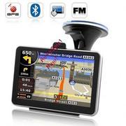Новый GPS навигатор Pioneer 7 дюймов 145$