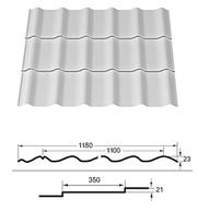 Металлочерепица,  профнастил,  водосточные системы