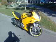 продам мотоцикл SUZUKI GS500F