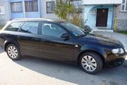 AUDI A4,  черный металлик,  2.0 DIZEL,  универсал,  ABS,  7-ст. АКПП.