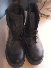 ботинки-берцы и ботинки рабочие