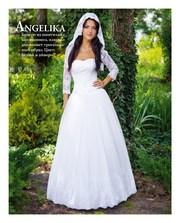 Платье свадебное новое из коллекции весна 2014