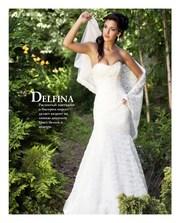 Платье свадебное новое коллекция весна 2014