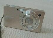 Фотоаппарат Sony Cyber-shot DSC-WX100(золотистый)