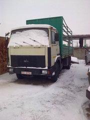Бортовой автомобиль МАЗ-53366 с обрешеткой под тент в Бресте