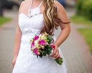 Свадебное платье б/у один раз