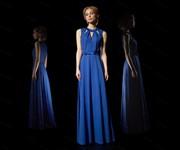 Вечернее платье из коллекции 2015