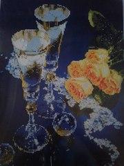 Картины из 5d алмазов
