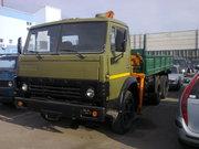 КамАЗ 5320 с манипулятором ХИАБ 100