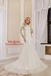 Свадебное платье кружевное коллекция 2016
