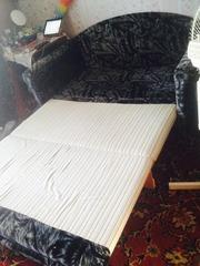 Мягкий диван-кровать