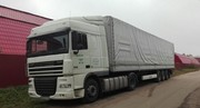 Автомобиль DAF FT XF 105.460 Space Cab