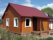Полная комплектация материалами вашей крыши.