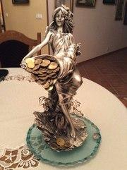 статуэтка ручной работы Vernel Италия