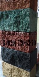 Блоки для забора в Бресте,  забор из декоративного камня