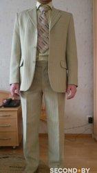 Продам мужской костюм тройкув хорошем состоянии,  пару раз б/у