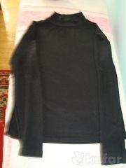 Водолазка женская чёрного цвета