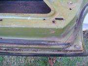 Дверь задняя правая на Мерседес 123 седан