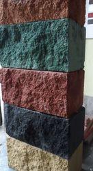 Блоки Дэмлер цветной рваный