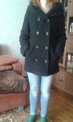 Пальто зима в идеальном состоянии