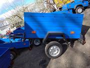 Прицеп для легковых автомобилей БелАЗ 81203